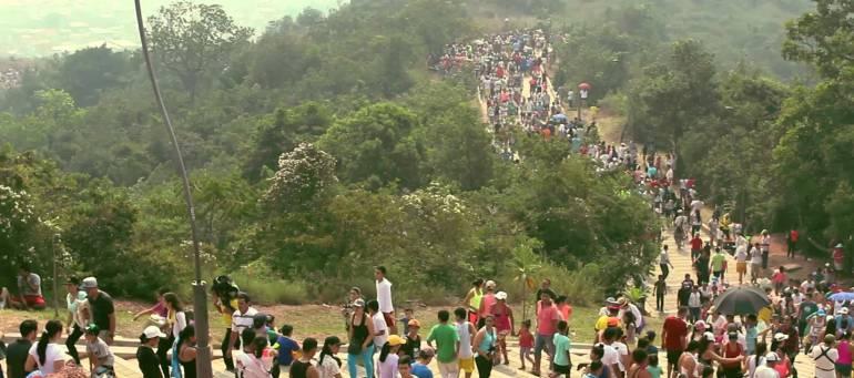 Prohíben entrada de perros al Cerro de La Cantera este viernes santo: Prohíben entrada de perros al Cerro de La Cantera este viernes santo