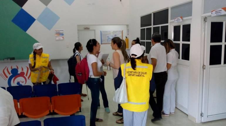 En Arjona, Bolívar, adelantan plan de acción frente a caso de sarampión