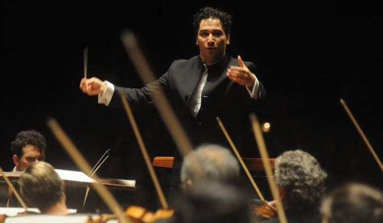 Andrés Orozco Estrada será director titular de Sinfónica de Viena