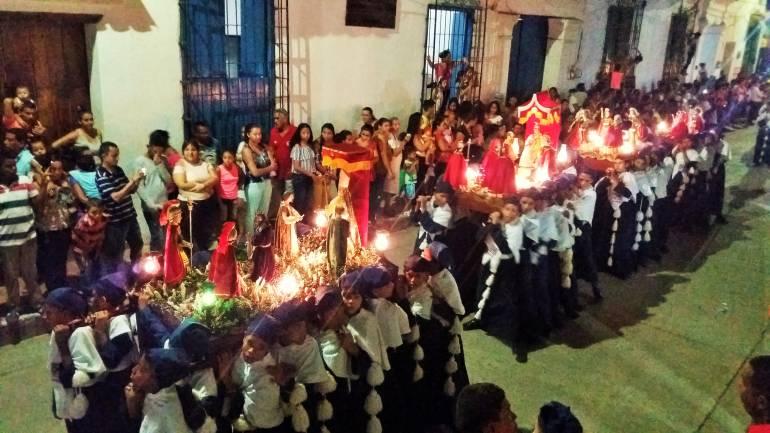 Semana Santa en Mompox: 2.500 turistas visitaron Mompox en Semana Santa