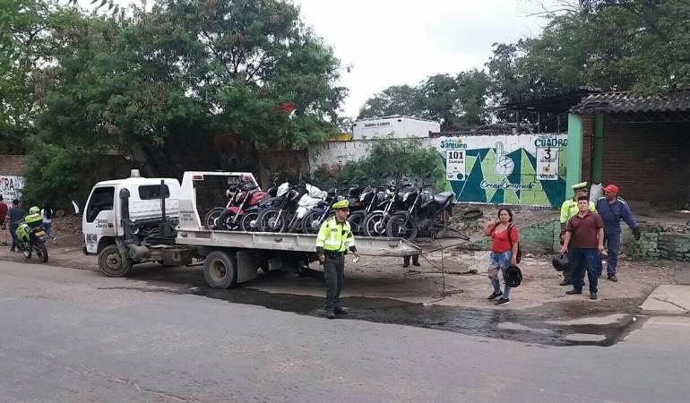 Operativos día Sin Carro en Cúcuta.