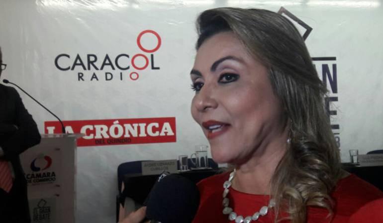 Luz Piedad Valencia: El miércoles será el interrogatorio de La Fiscalía a Luz Piedad Valencia
