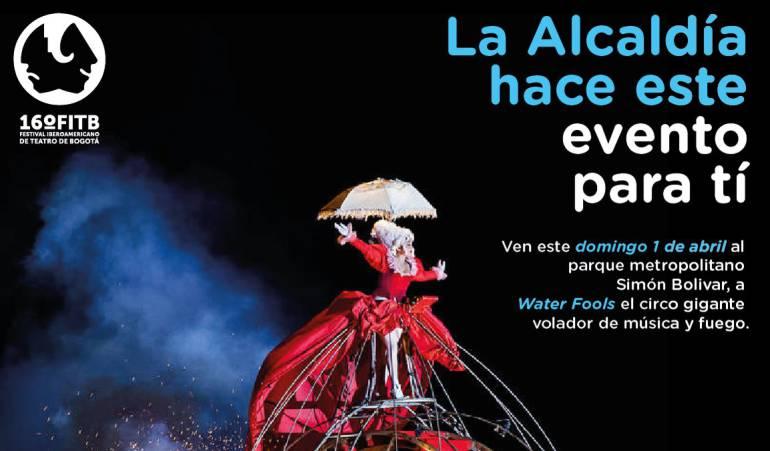 FITB cierra en su aniversario 30. Así será el show de cierre: Esta noche caerá el telón del 16° Festival Iberoamericano de Teatro