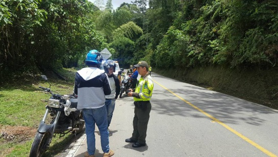Plan retorno Semana Santa: Precaución durante operación retorno en vías del Tolima, por lluvias