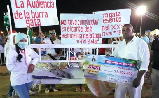 cortesía Deibi Palomino y Casa de la Cultura de San Antero.