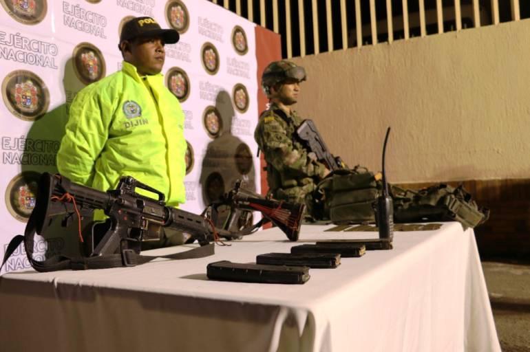 Abatido alias 'Fidel' segundo cabecilla del Alfredo Gómez Quiñones del ELN: Abatido alias 'Fidel' segundo cabecilla del Alfredo Gómez Quiñones del ELN