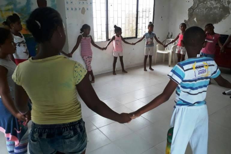Red Distrital de Bibliotecas de Cartagena a ritmo de danza: Red Distrital de Bibliotecas de Cartagena a ritmo de danza