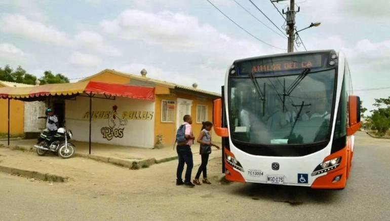 Medida cautelar afecta implementación de Transcaribe en el sur de Cartagena: Medida cautelar afecta implementación de Transcaribe en el sur de Cartagena