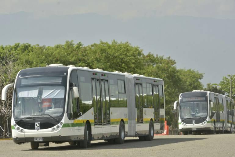 Un bus por completo eléctrico ya rueda por las calles de Medellín