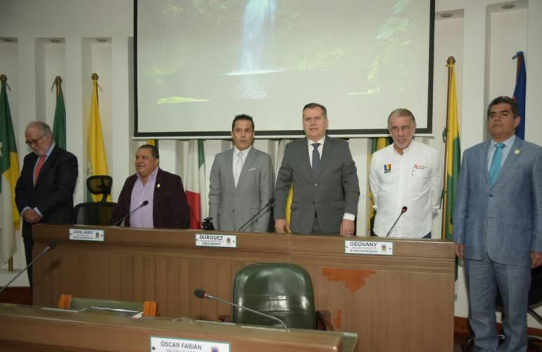 El Eje Cafetero busca conformar una Región Administrativa de Planeación