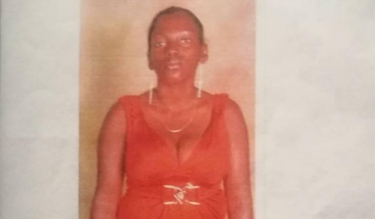 Líder social: Organización afro pide investigar desaparición de una líder comunal
