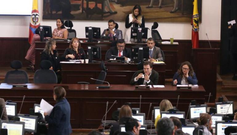 Alianzas por la Seguridad: Concejo de Bogotá establece un nuevo sistema de diálogo y seguridad