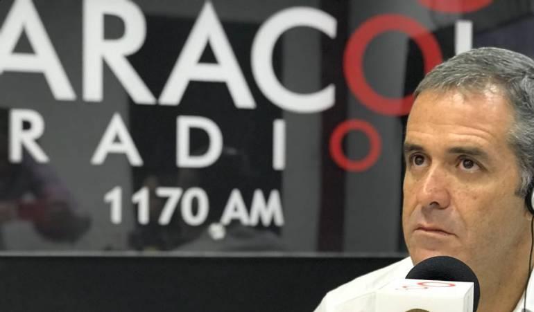 """Elecciones alcaldía en Cartagena: Aspirante a la alcaldía de Cartagena denuncia """"guerra sucia"""""""