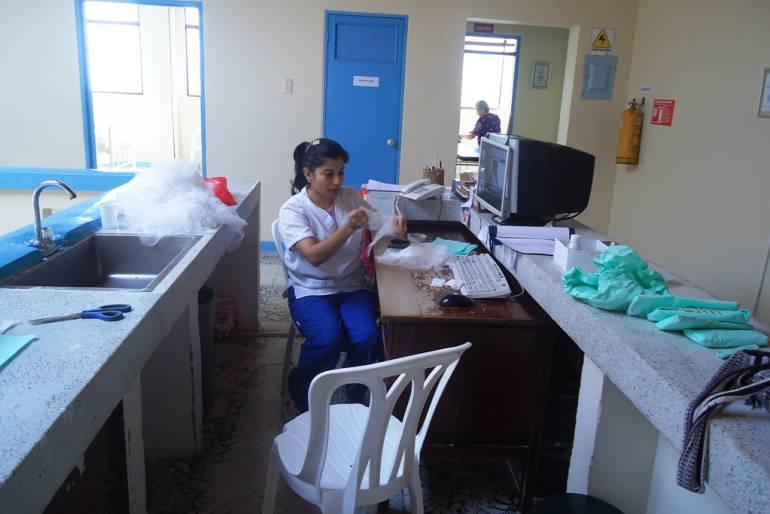 Diputados solicitan intervención de la ESE hospital de María La Baja: Diputados solicitan intervención de la ESE hospital de María La Baja