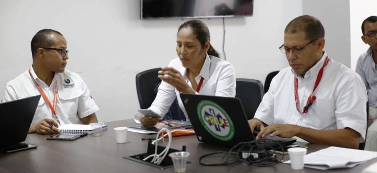 Gobernación de Bolívar lidera censo a población migrante de Venezuela: Gobernación de Bolívar lidera censo a población migrante de Venezuela