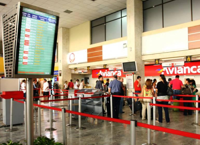 En Semana Santa aumentaron 59% los pasajeros internacionales en Cartagena: En Semana Santa aumentaron 59% los pasajeros internacionales en Cartagena