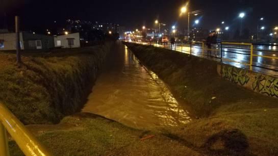 Fuerte tormenta causó múltiples estragos en Tunja: Fuerte tormenta causó múltiples estragos en Tunja