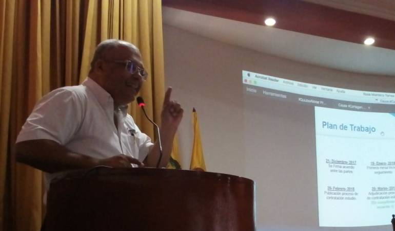 Sena Cartagena, educación: Presunta negligencia del Sena, podría dejar sin estudio a joven cartagenero
