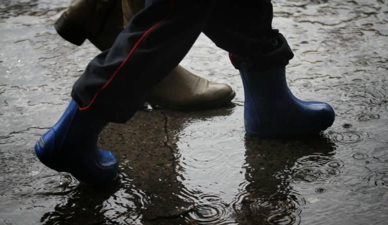 Alerta amarilla por temporada de lluvias en Cundinamarca