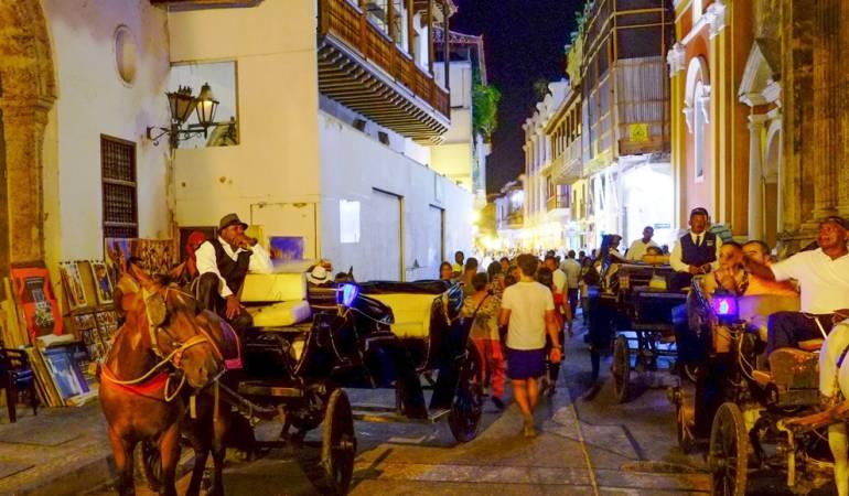 Semana Santa en Cartagena: Cerca de 100 mil turistas en Cartagena durante temporada de Semana Santa