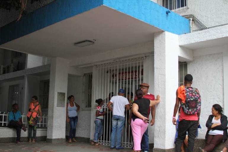 Hallan herido a un hombre en plena vía a la zona industrial de Cartagena: Hallan herido a un hombre en plena vía a la zona industrial de Cartagena