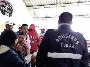500 niños quedaron sin clases indefinidamente por vendaval al sur de Tunja: 500 niños quedaron sin clases indefinidamente por vendaval al sur de Tunja