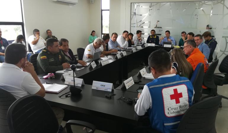 Análisis del sistema de censo a los venezolanos en todo el país desde el Centro de Gestión Integral de Riesgos y Desastres (CEGIRD) en Cúcuta