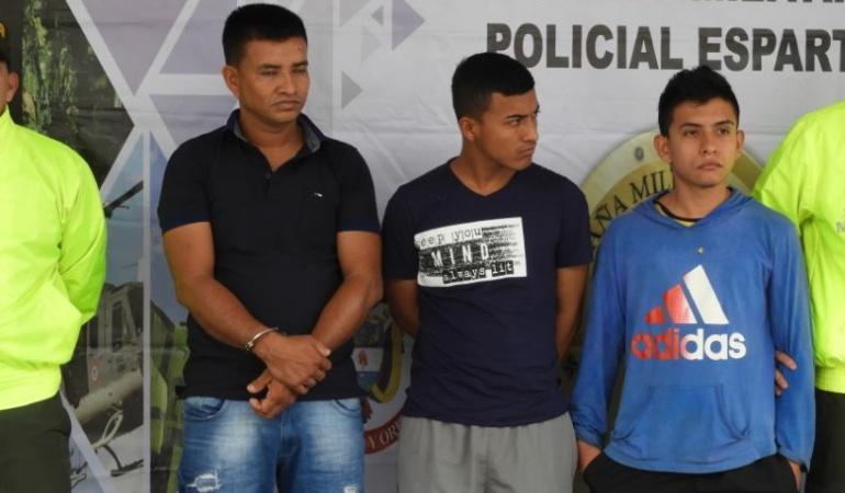 Autoridades colombianas capturan a 57 miembros del Clan del Golfo