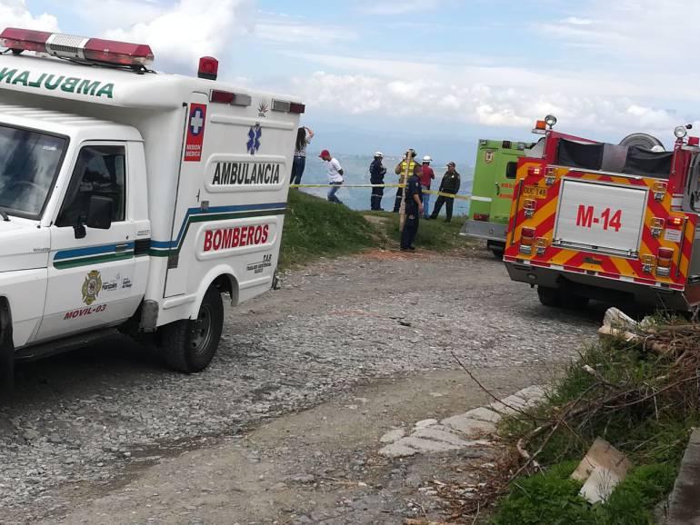 Profesor atrapado en deslizamiento de tierra: Docente de Geología murió en deslizamiento del Alto Tablazo