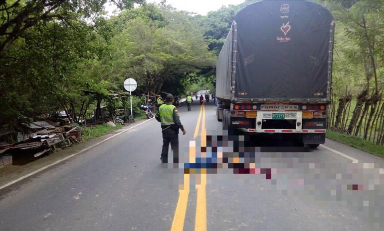 Accidentes de tránsito en Caldas: En una semana cinco motociclistas murieron en accidentes de tránsito