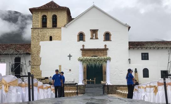 Matrimonio del gobernador de Boyacá: Se casó el gobernador de Boyacá con la reina