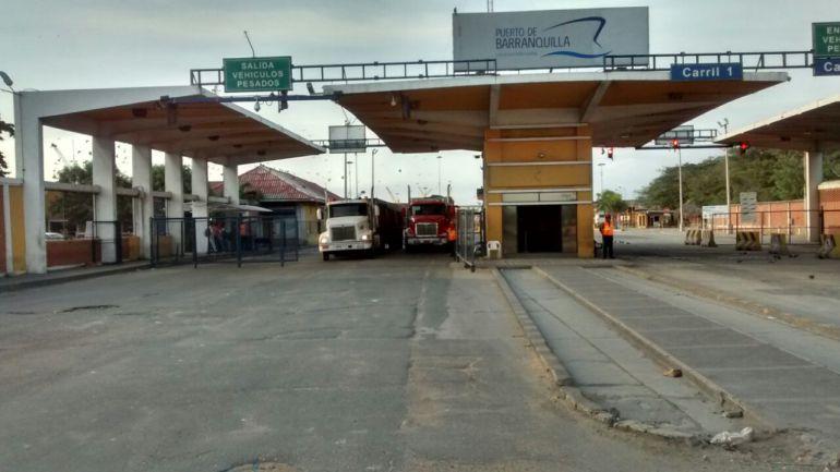 Mejoran condiciones en el puerto de Barranquilla por dragado: Mejoran condiciones en el puerto de Barranquilla por dragado