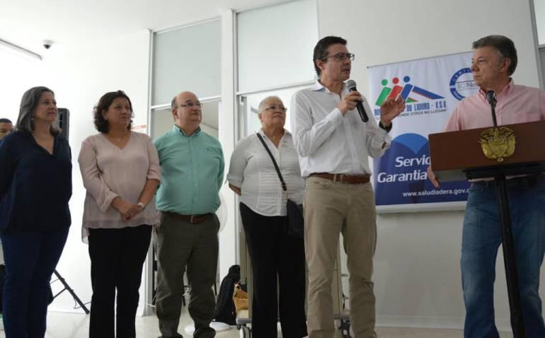 IPS Siloe: IPS Siloé, único en su género en Colombia y un ejemplo para Latinoamérica: