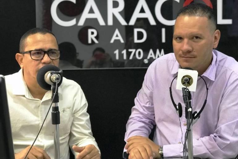 Cesar Anaya Cuesta le apunta a los problemas de los barrios: Cesar Anaya Cuesta le apunta a los problemas de los barrios