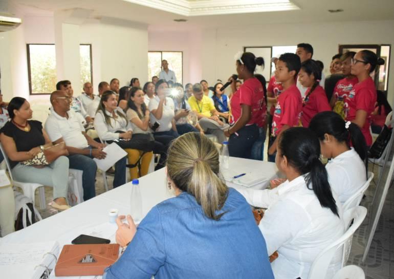 Primer Consejo Municipal de Política Social del año en Arjona: Primer Consejo Municipal de Política Social del año en Arjona