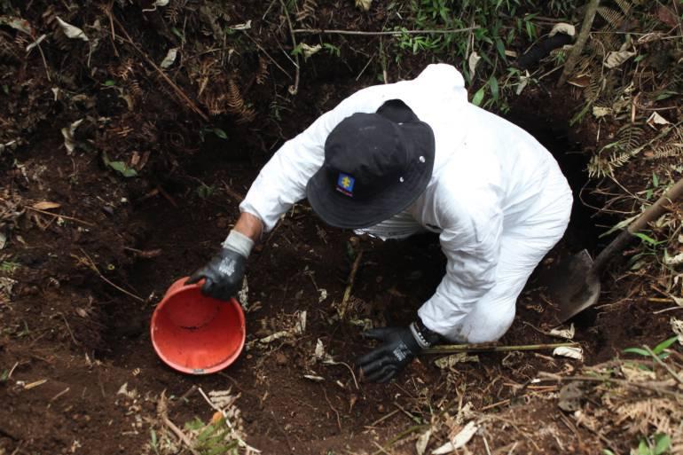 Desaparecidos y no identificados en Colombia: En Colombia hay 200 mil cuerpos sin identificar y 85 mil desaparecidos