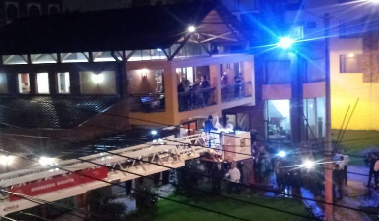 Bomberos: Personería de Bogotá investigará el uso indebido de una máquina de bomberos