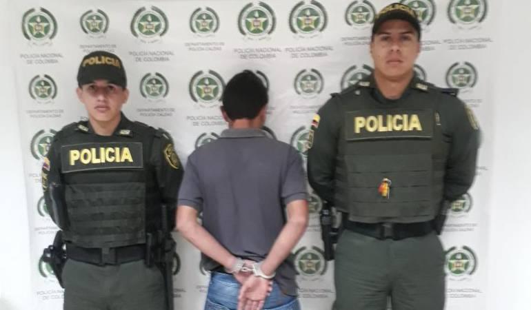 Hombre de 19 años detenido por presunto abuso sexual