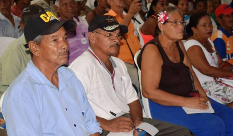 Víctimas del conflicto, Bolívar: Más de 6 mil víctimas del conflicto armado, residen en Arjona