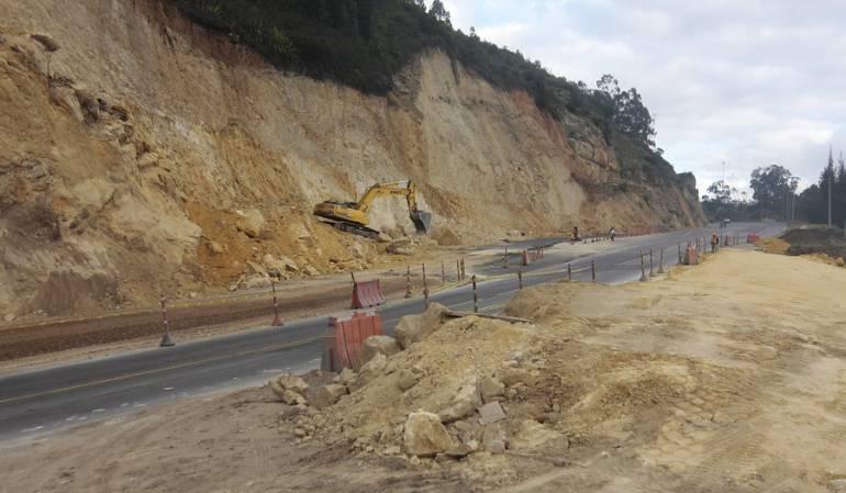 Agencia Nacional de Infraestructura: Doble calzada Girardot - Cajamarca aseguró recursos por $300 mil millones