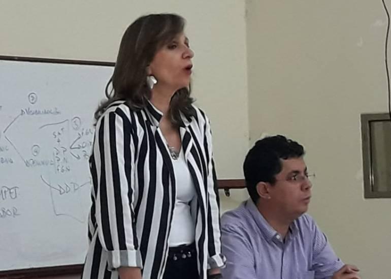 Ángela Robledo cree que Santrich puede ser juzgado por la JEP