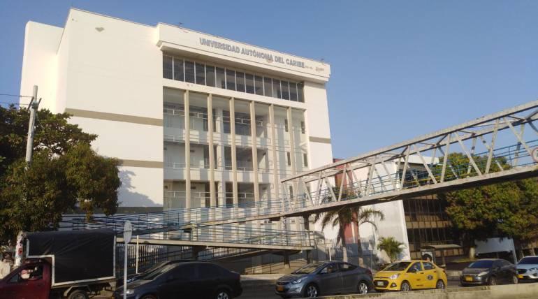 Universidad Autónoma del Caribe, Barranquilla