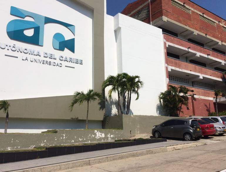 Escándalo en Universidad Autónoma del Caribe: Directivos denuncian alteraciones en actas en rectoría de Ramsés Vargas