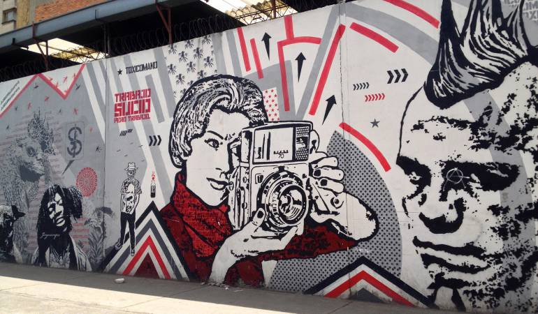 Graffiti Fotográfico