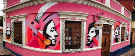 Graffiti Tours en Bogotá: Conozca el arte urbano de Bogotá con los Graffiti Tours