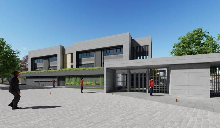 Ampliación colegio San Simón: Entregan viabilidad para la ampliación del colegio San Simón