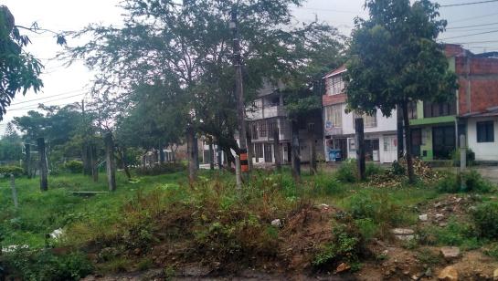denuncian abandono de obras civiles en Ibagué: Comunidad pide mejores vías en Ibagué