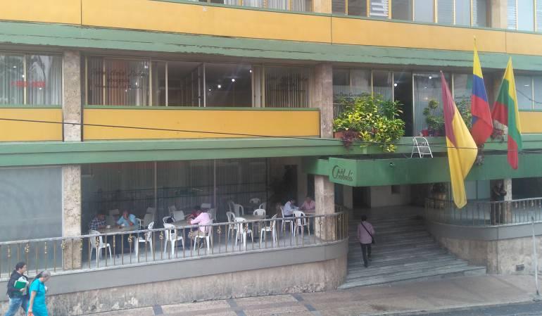 Emblemático hotel de Ibagué en crisis económica