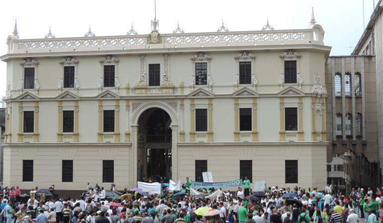 Sede de la Gobernación y la Asamblea de Caldas
