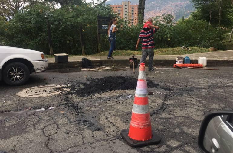Lluvias, saturan, suelos, algunas, comunas, de, Medellín: Lluvias ya saturan suelos de algunas comunas de Medellín
